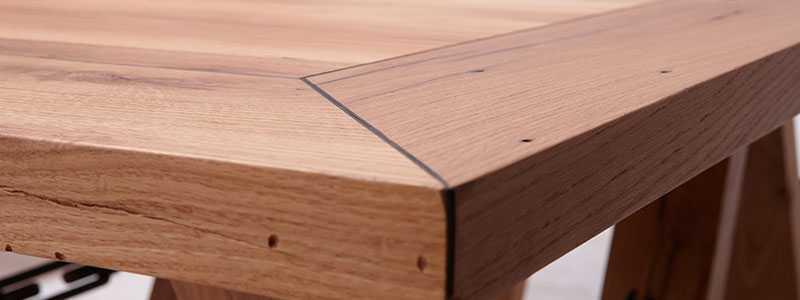 Столешницы из винтажного дерева для эксклюзивных интерьеров